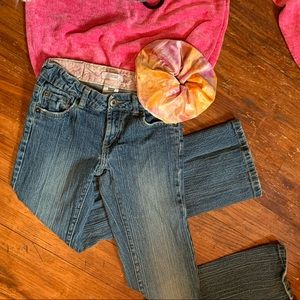 Flare Stretch Jeans